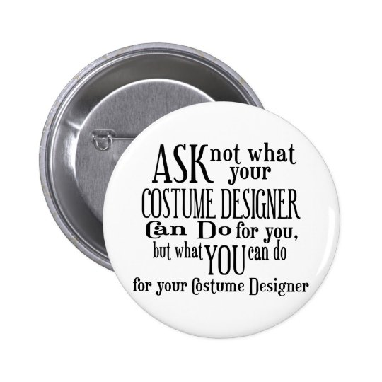 Ask Not Costumer Button