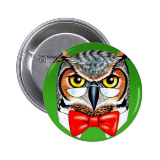Ask Owl Pins