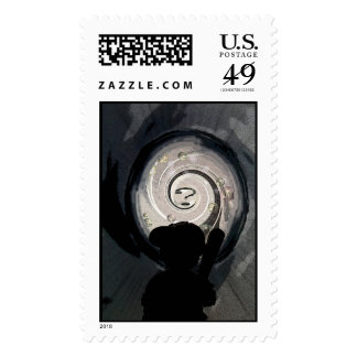 ask postage stamp