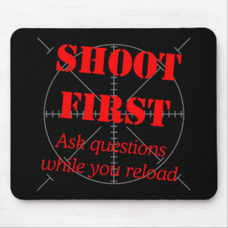 ASK QUESTIONS WHILE RELOAD MOUSE PAD