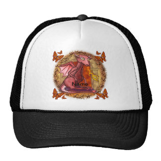 Ask The Dragon Trucker Hat