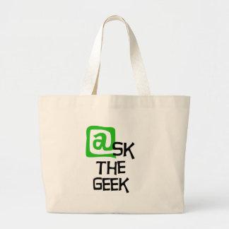 Ask The Geek Bags