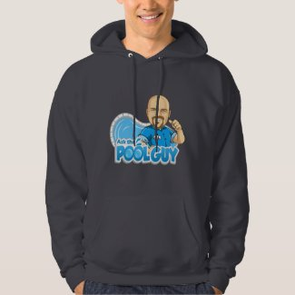 Ask the Pool Guy Official Hoodie