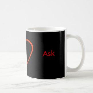 Ask - UCreate Ask jGibney Zazzle Mugs