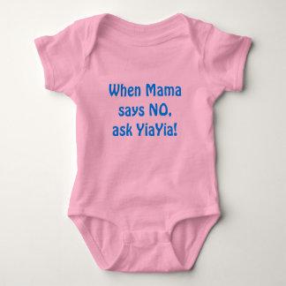 Ask YiaYia! Infant Creeper