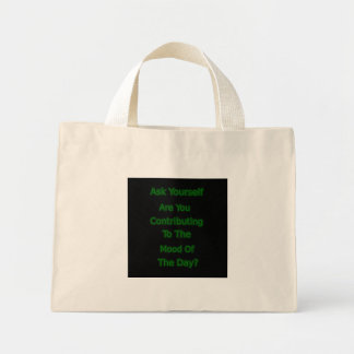 Ask Yourself Tote Tote Bag