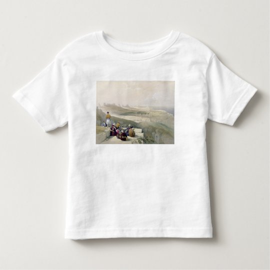 Askalon, plate from Volume II of 'The Holy Toddler T-shirt