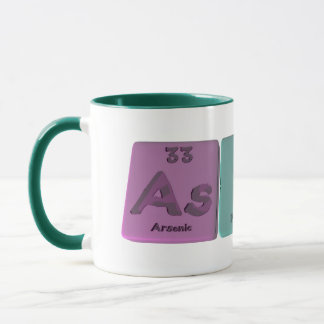 Asker-As-K-Er-Arsenic-Potassium-Erbium Mug