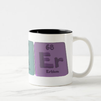 Asker-As-K-Er-Arsenic-Potassium-Erbium Two-Tone Coffee Mug