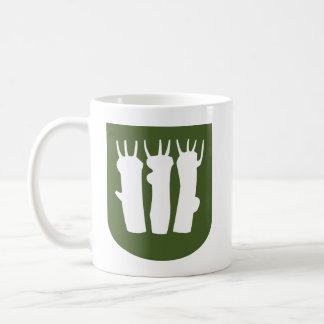 Asker komm, Norway Classic White Coffee Mug
