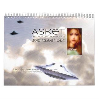 Asket 2015 Calendar