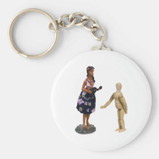 AskingDancerForDate013110 Keychain