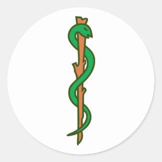 Äskulap staff Asclepius staff