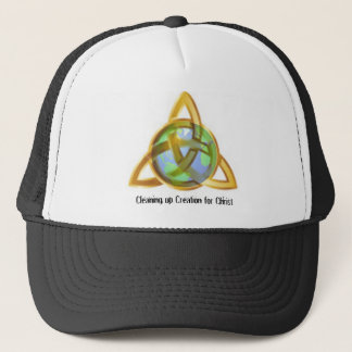 askwhatIcando, Cleaning up Creation for Christ Trucker Hat