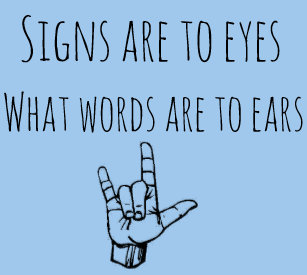 american sign language signs