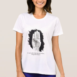 """ASL """"B IS FOR BEAUTIFUL.... T-Shirt"""