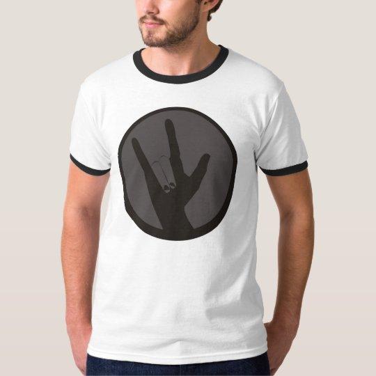 ASL- Deaf Love You T-Shirt