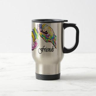 ASL Friends Travel Mug