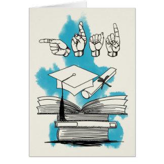 ASL Graduation Announcement