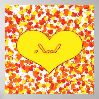 ASL-I Love You Print