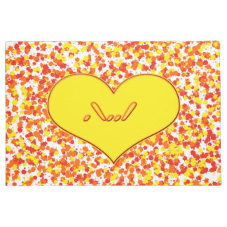 ASL-I Love You with Heart by Shirley Taylor Doormat