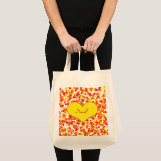 ASL-I Love You with Heart by Shirley Taylor Tote Bag