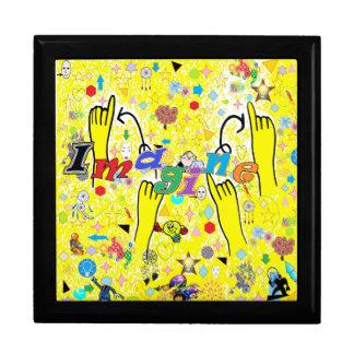 ASL Imagine! Jewelry Box