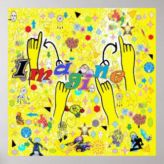 ASL Imagine Poster