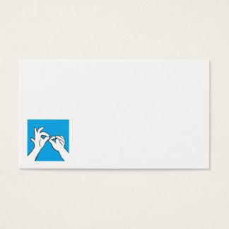 ASL Interpret Business Card