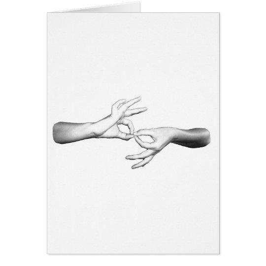 ASL Interpreter Card