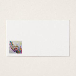 ASL JESUS Business Card