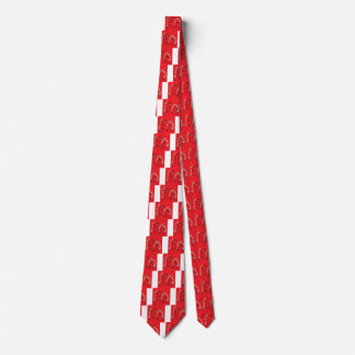 ASL Merry Christmas Neck Tie