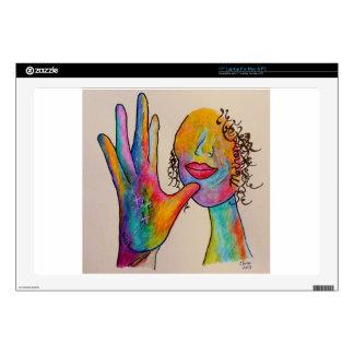 ASL Mother Laptop Skin