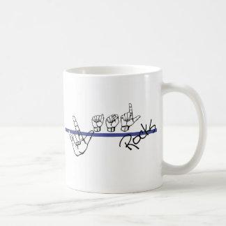 ASL Rocks Coffee Mug (side)