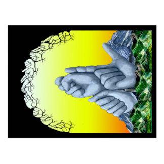 ASL Rocks Postcard