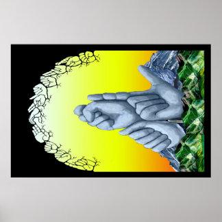 ASL Rocks Poster