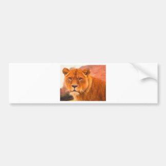 Aslan Bumper Stickers