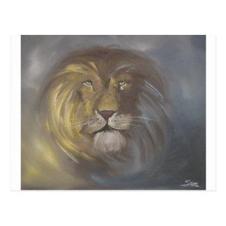 Aslan Lion Postcard
