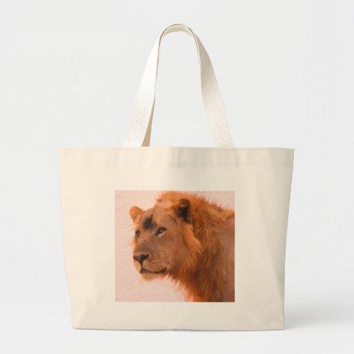 Aslan The king Jumbo Tote Bag