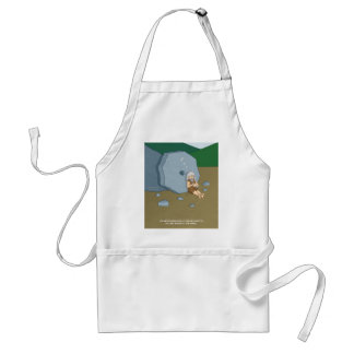 Asleep at the Wheel (very nearly) Apron Aprons