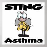 Asma de STING Posters
