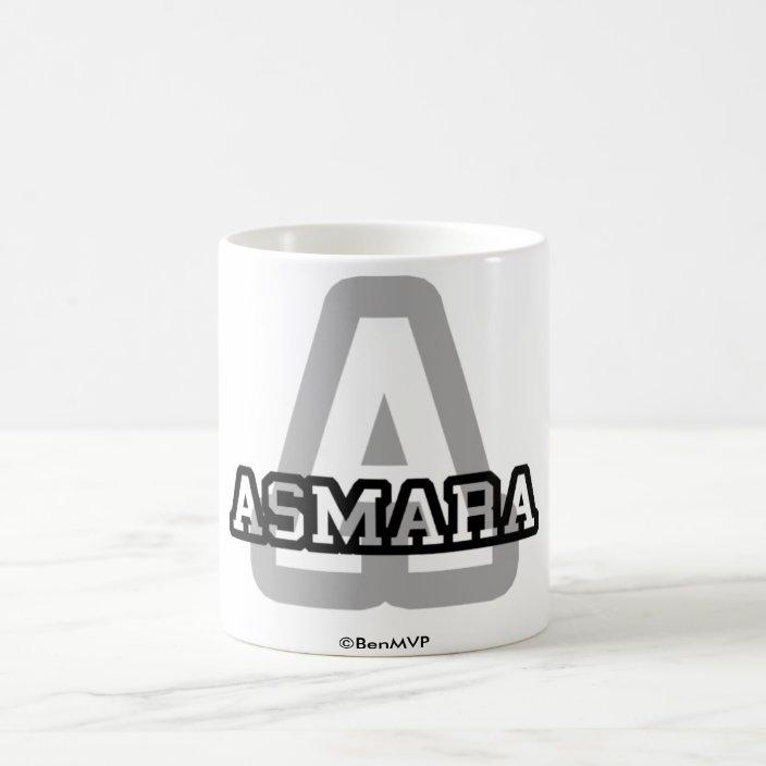 Asmara Coffee Mug