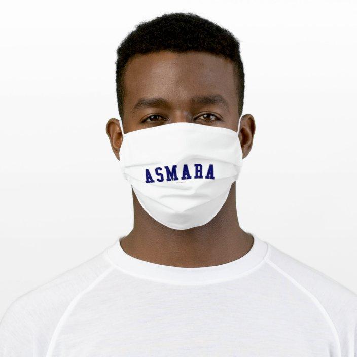 Asmara Face Mask