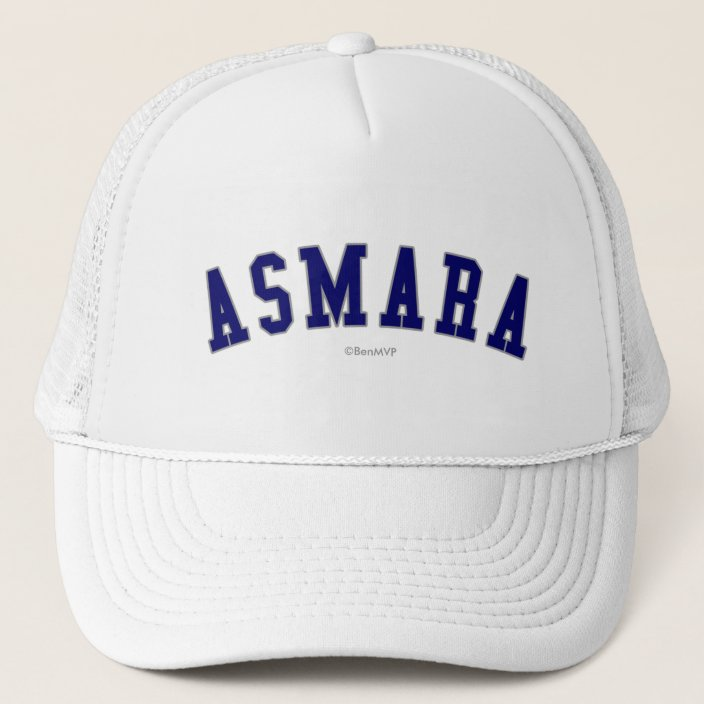 Asmara Hat
