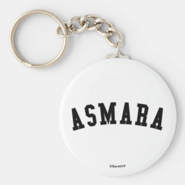 Asmara Keychain