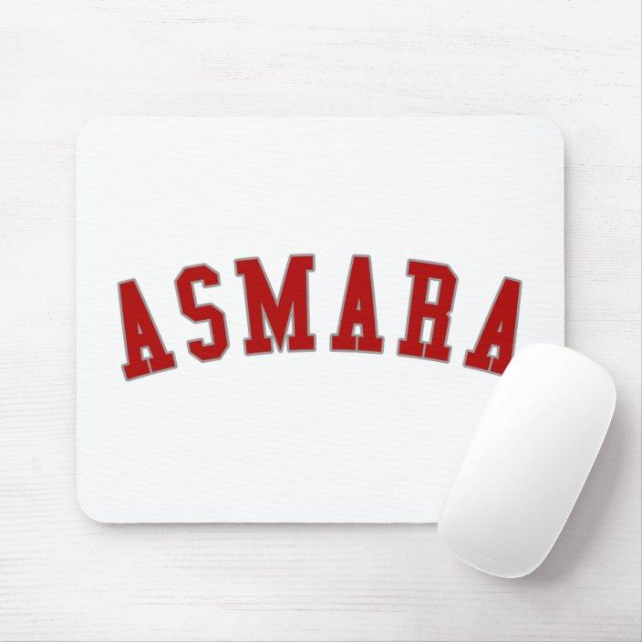Asmara Mousepad