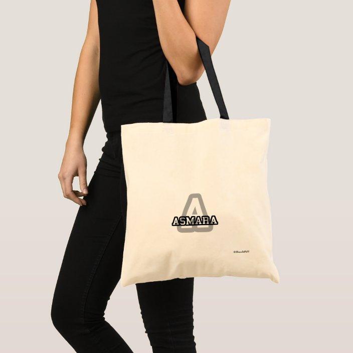 Asmara Tote Bag