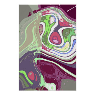 Asmeamon - an Abstract Art Print