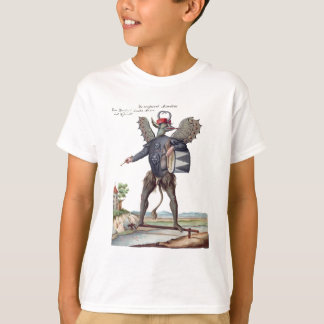 Asmodai, Demon of Wrath T-Shirt