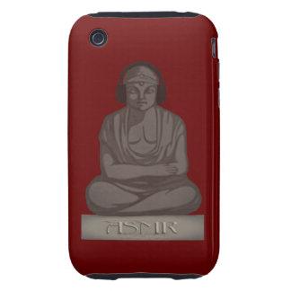 ASMR Buda Tough iPhone 3 Funda